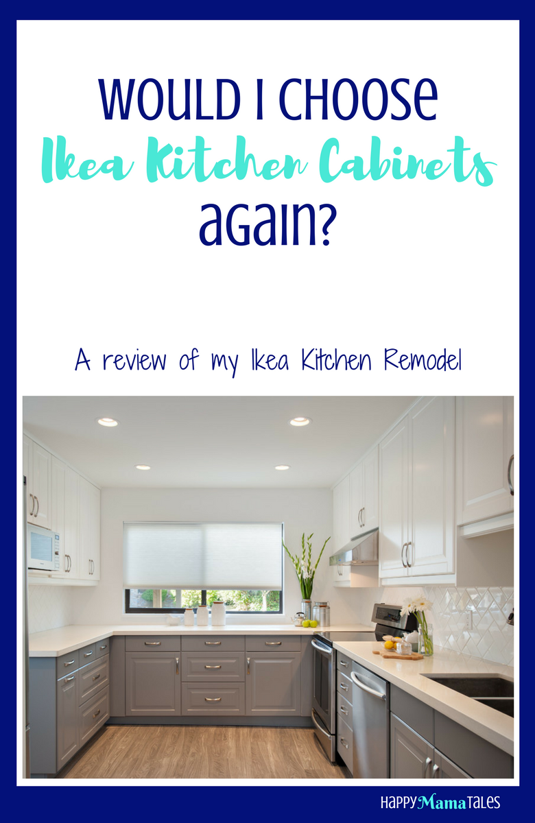 ikea kitchen remodel before after photos happy mama tales. Black Bedroom Furniture Sets. Home Design Ideas