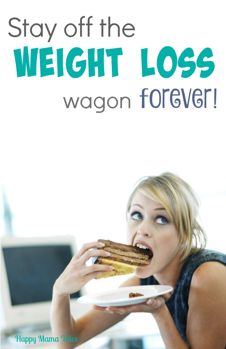 falling off the weight loss wagon